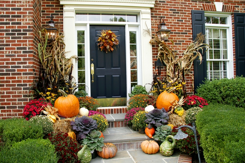 Fall is the right time to give homes a tune-up.